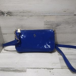 Cole Haan patent leather Cross body
